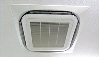 神戸、明石、姫路、エアコン、空調設備、メンテナンス、フロンガス回収の安福冷暖|業務用エアコン取付け・交換工事