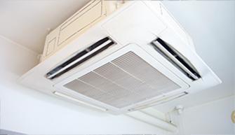 神戸、明石、姫路、エアコン、空調設備、メンテナンス、フロンガス回収の安福冷暖|業務用エアコンリースのご案内