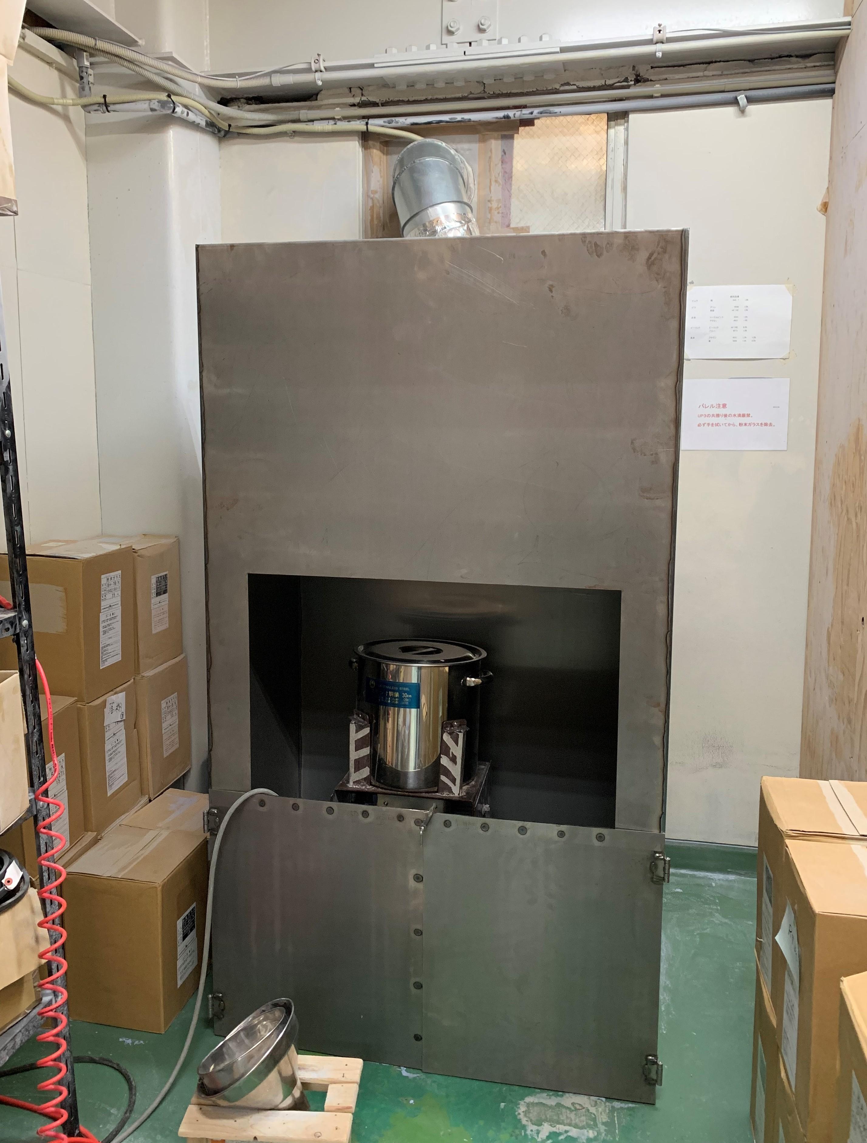 某工場様 局所排気装置設計施工