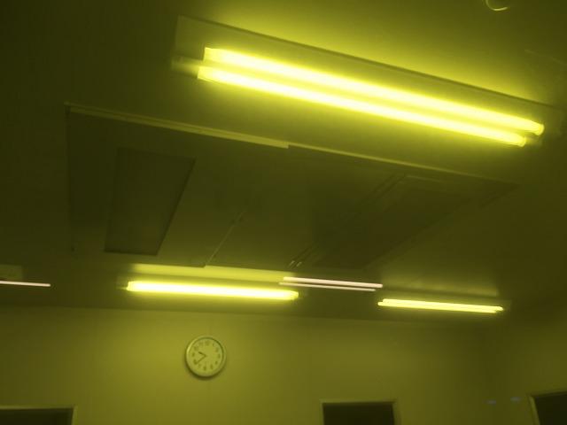 神戸市 某食品工場様 検査室クリーンルーム設計施工