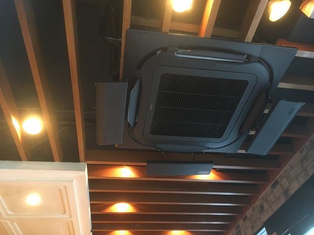 神戸市 某飲食店様 空調機更新工事