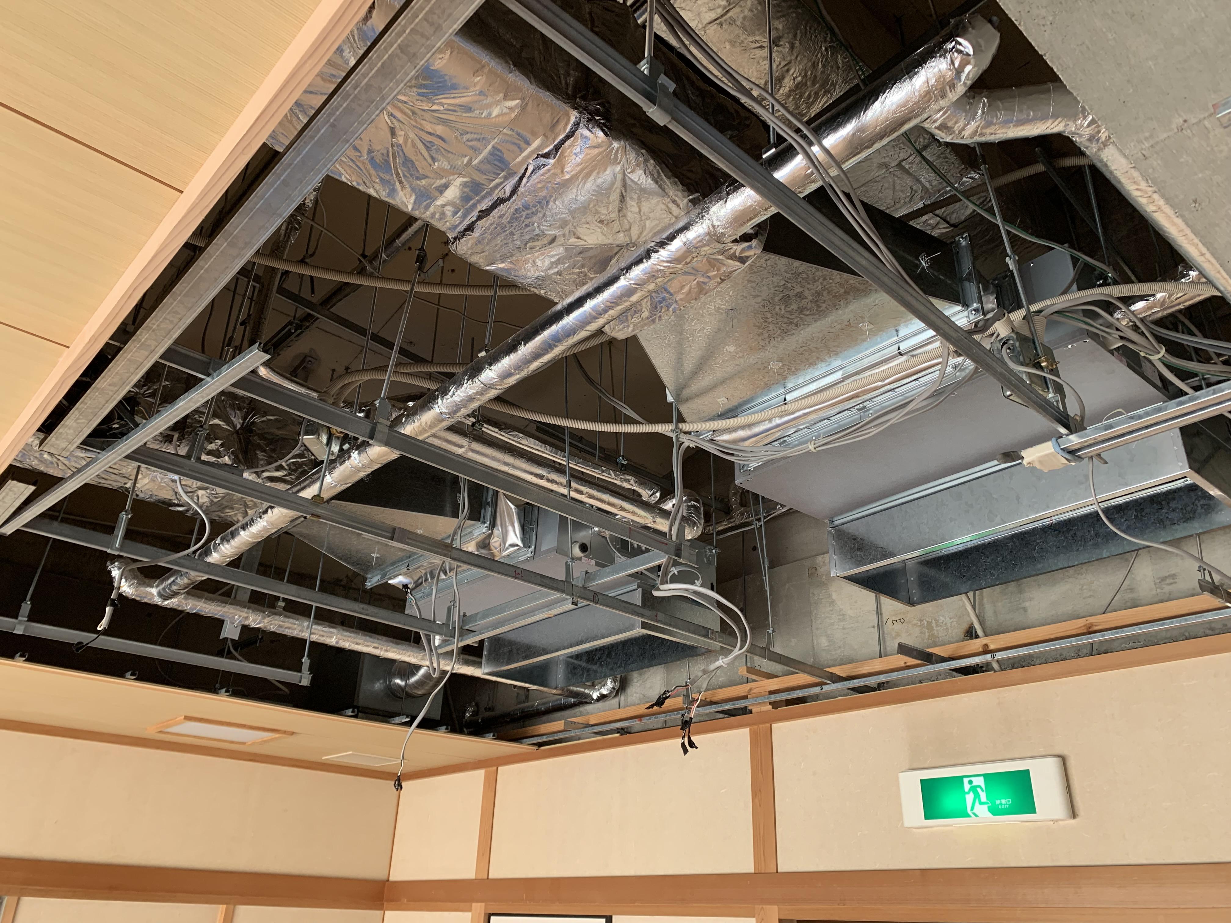 兵庫県西宮市 某公共施設空調機更新