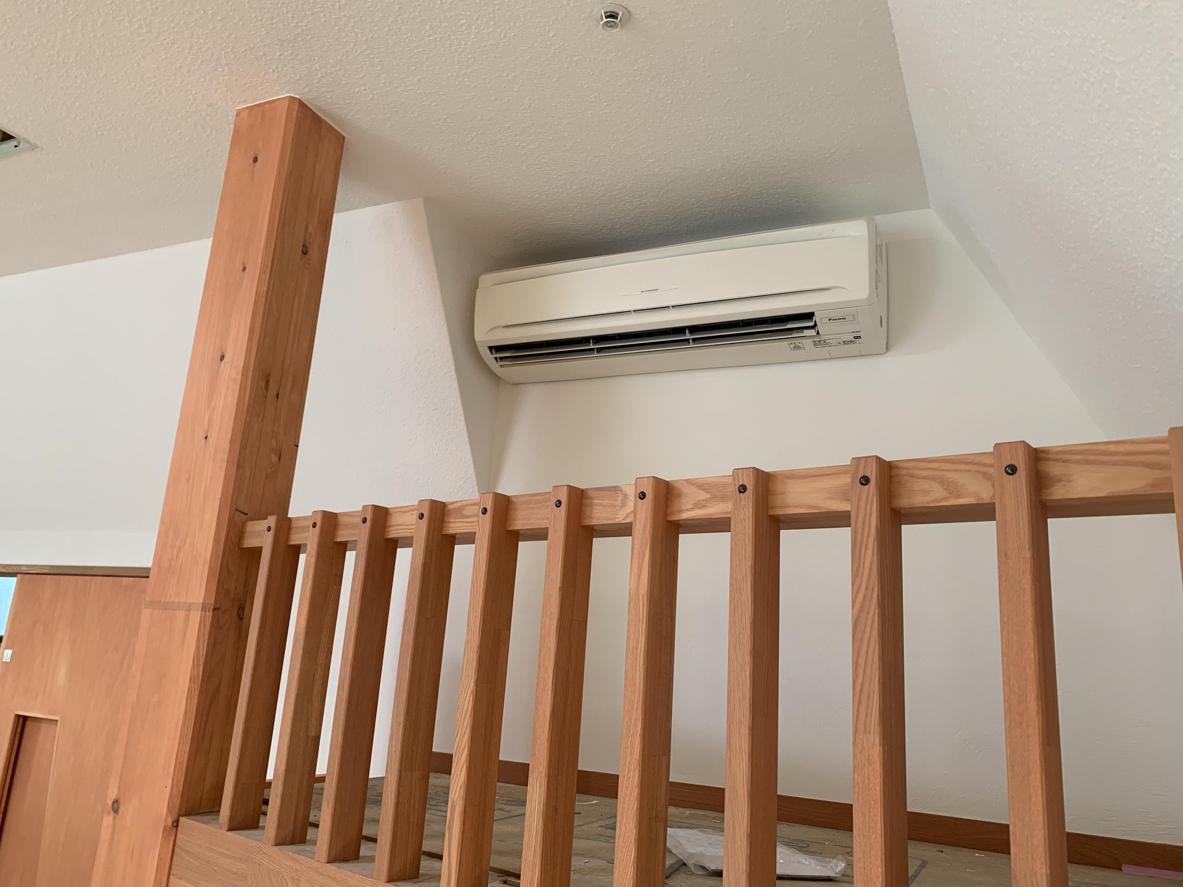 某保育所空調換気工事